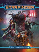 Starfinder Roleplaying Game - Board Game Box Shot