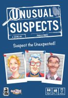 Unusual Suspects - Board Game Box Shot