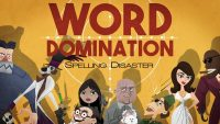 Word Domination - Board Game Box Shot