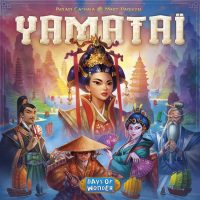 Yamatai - Board Game Box Shot