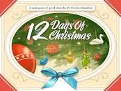 12 Days of Christmas - Board Game Box Shot