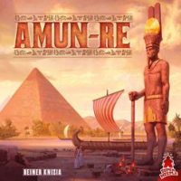 Amun Re - Board Game Box Shot