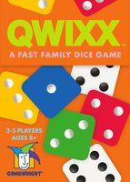 Qwixx - Board Game Box Shot