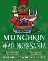 Munchkin – Waiting For Santa - Board Game Box Shot