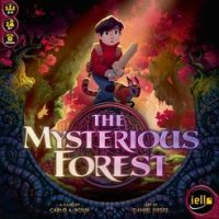 The Mysterious Forest - Board Game Box Shot
