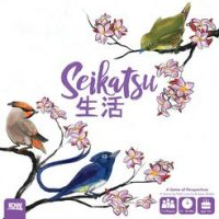 Seikatsu - Board Game Box Shot