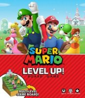 Super Mario Level Up! - Board Game Box Shot