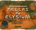 Terraforming Mars: Hellas & Elysium - Board Game Box Shot