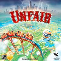 Unfair - Board Game Box Shot