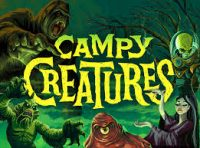 Campy Creatures - Board Game Box Shot