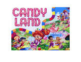 Candy Land - Board Game Box Shot
