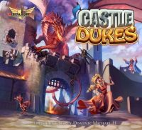 Castle Dukes - Board Game Box Shot