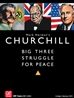 Churchill (Big Three Struggle for Peace) - Board Game Box Shot
