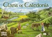 Clans of Caledonia - Board Game Box Shot