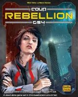 Coup: Rebellion G54 - Board Game Box Shot