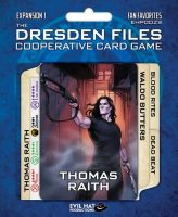 Dresden Files CCG: Fan Favorites - Board Game Box Shot