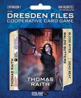 Dresden Files CCG: Fan Favorites - Board Game Box Shot