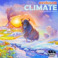 Evolution: Climate - Board Game Box Shot