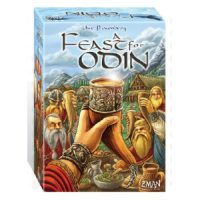 A Feast for Odin - Board Game Box Shot