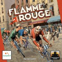 Flamme Rouge - Board Game Box Shot