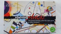 Starving Artists - Board Game Box Shot