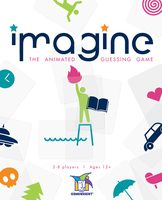 Imagine - Board Game Box Shot