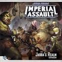 Star Wars: Imperial Assault – Jabba's Realm - Board Game Box Shot