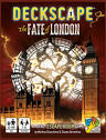 Deckscape: The Fate of London - Board Game Box Shot