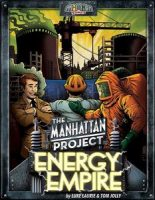 The Manhattan Project: Energy Empire - Board Game Box Shot