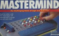 Mastermind - Board Game Box Shot