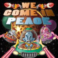 We Come in Peace - Board Game Box Shot