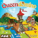 Queendomino - Board Game Box Shot