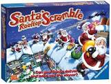 Santa's Rooftop Scramble - Board Game Box Shot
