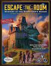 Escape The Room: Mystery at the Stargazer's Manor - Board Game Box Shot