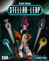 Stellar Leap - Board Game Box Shot
