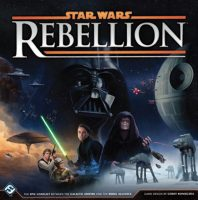 Star Wars: Rebellion - Board Game Box Shot