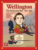 Wellington: The Peninsular War 1812 – 1814 - Board Game Box Shot
