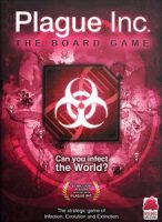 Plague Inc: The Board Game - Board Game Box Shot