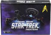 Star Trek: Frontiers - Board Game Box Shot