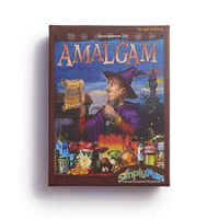 Amalgam - Board Game Box Shot