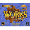 Girl Genius: The Works (2nd ed) - Board Game Box Shot