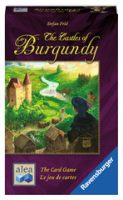 The Castles of Burgundy: The Card Game - Board Game Box Shot