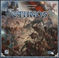 Ethnos - Board Game Box Shot