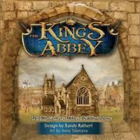The Kings Abbey - Board Game Box Shot