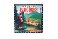 Little Circuses - Board Game Box Shot