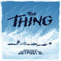 The Thing: Infection at Outpost 31 - Board Game Box Shot