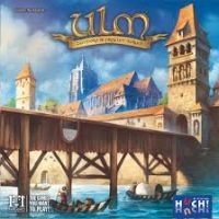 Ulm - Board Game Box Shot