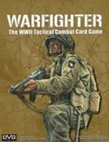 Warfighter WWII - Board Game Box Shot