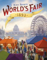 World's Fair 1893 - Board Game Box Shot