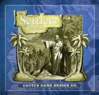 Settlers of Canaan - Board Game Box Shot